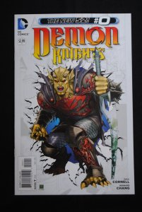 Demon Knights #0, NM, Paul Cornell