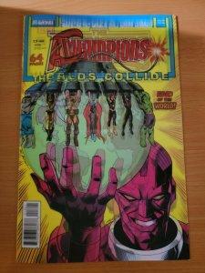 Champions #13 3D Lenticular Variant ~ NEAR MINT NM ~ 2017 Marvel Comics