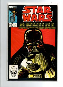 Star Wars Annual #3 - Marvel - 1983 - VF