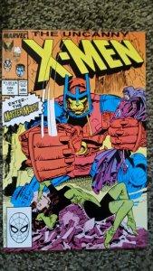 The Uncanny X-Men #246 (1989) VF-NM
