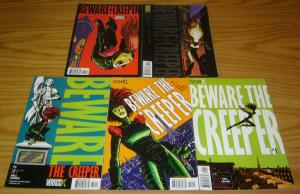 Beware the Creeper #1-5 VF/NM complete series - vertigo comics set lot 2 3 4