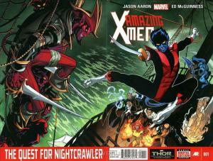 Amazing X-Men (2nd Series) #1 VF/NM; Marvel | save on shipping - details inside