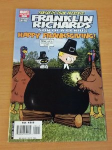 Franklin Richards: Happy Franksgiving #1 ~ NEAR MINT NM ~ (2007, Marvel Comics)
