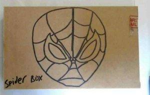 Spider BOX! Estate Sale 6 COMIC Lot  2 SpiderMan and 2 Batman Guaranteed