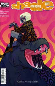 Shade, The Changing Girl #2 VF/NM; DC | save on shipping - details inside