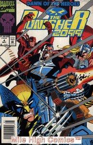 PUNISHER 2099 (1993 Series)  (MARVEL) #4 NEWSSTAND Very Good Comics Book