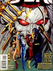 JLA #9 (1997)