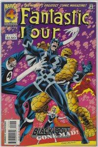 Fantastic Four #411 (1996)