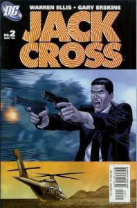 Jack Cross #2, NM- (Stock photo)