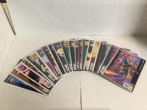 Ultimate X-Men 1 34 36-53 55 58-61 63 64 66 69-72 90-98 100 Annual 1 2 Nm
