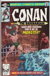 Conan the Barbarian #119 (Feb-81) NM+ Super-High-Grade Conan the Barbarian