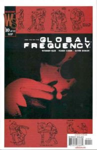 Global Frequency #10 FN; WildStorm   save on shipping - details inside