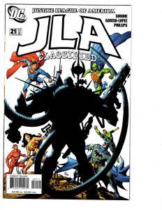9 JLA Classified DC Comic Books # 21 22 23 24 25 26 (26) 27 28 Superman BH15