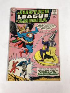 Justice League Of America 32 3.5 Vg- Vvery Good- Dc Silver Age