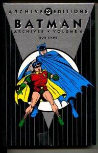 Batman Archives 6 hardcover- sealed