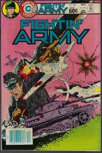 Fightin' Army #161 (Charlton, 1982) NM-