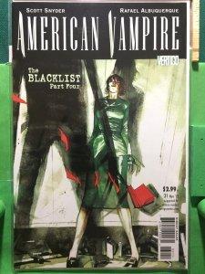 American Vampire #31