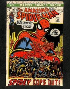 The Amazing Spider-Man #112 (1972)