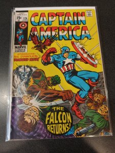 Captain America #126 (1970)