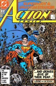 Action Comics (1938 series) #585, NM- (Stock photo)