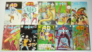 Adam & Eve A.D. #1-10 VF/NM complete series - kevin eastman - jerry ordway 1985