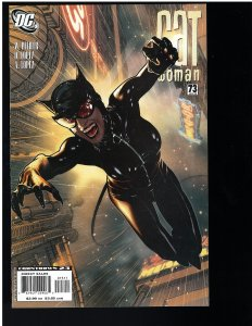 Catwoman #73 (DC, 2010) NM - Adam Hughes