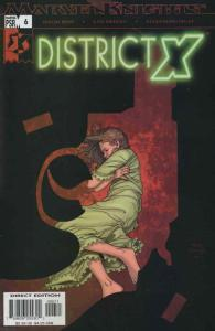 District X #6 FN; Marvel | save on shipping - details inside