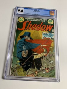 The Shadow 2 Cgc 9.8 White Pages Dc Comics Bronze Age 020