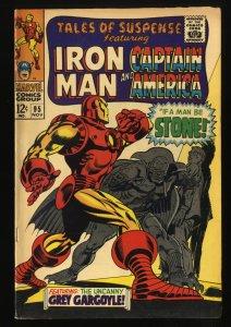 Tales Of Suspense #95 FN- 5.5 Iron Man
