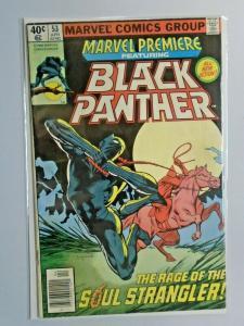 Marvel Premiere #53 Black Panther 5.0 (1980)
