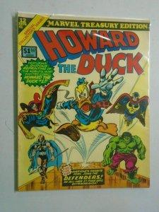 Howard the Duck #12 T B+B 7.0 FN VF (1976)