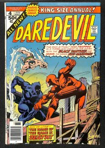 Daredevil Annual #4 VG+ 4.5