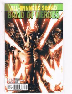 All-Winners Squad Band Of Heroes #5 NM 1st Print Marvel Comic Book Hulk Thor S59