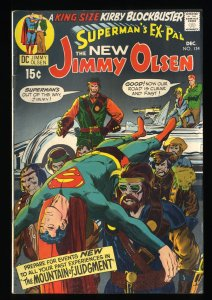 Superman's Pal, Jimmy Olsen #134 FN 6.0 1st Darkseid!