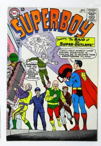 Superboy (1949 series) #114, Fine (Actual scan)