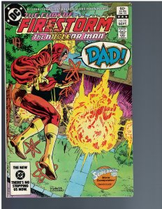 Fury of Firestorm #16 (1983)