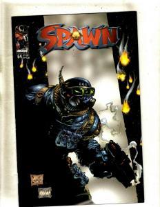Lot Of 10 Spawn Image Comic Books # 64 65 66 67 68 69 70 71 72 73 Angela MF16