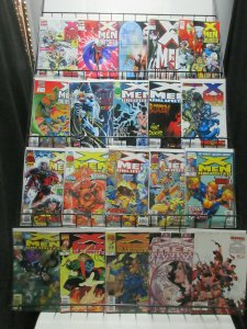 X-Men Unlimited (Marvel 1993) #1-37 Lot of 20Diff Legends of the Merry Mutants