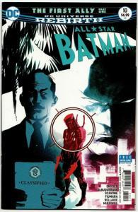 All Star Batman #10 Rebirth Main Cvr (DC, 2017) NM