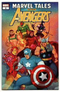 Marvel Tales Avengers #1  (Marvel, 2019) NM