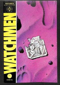 Watchmen #4 (1986)
