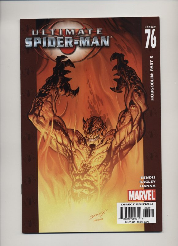 Ultimate Spider-Man #76 (2005)