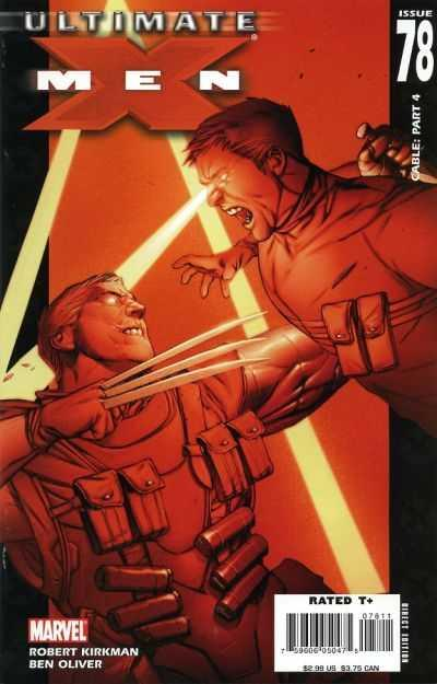 Ultimate X-Men (2001 series) #78, NM- (Stock photo)
