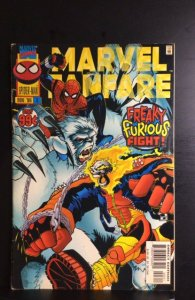 Marvel Fanfare #3 (1996)