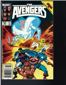 Avengers #261 (Marvel, 1985) NM-