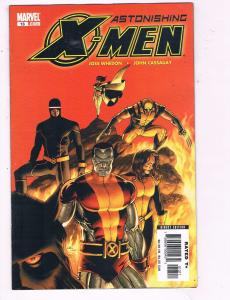 Astonishing X-Men #13 VF Marvel Comics Comic Book Whedon Cassidy DE9