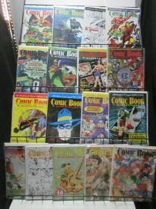 Comic Book Marketplace Lot of 17Diff Golden Silver Bronze Collectors Ahoy!