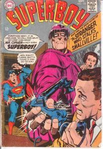 SUPERBOY 150 GOOD NEAL ADAMS COVER  September 1968 COMICS BOOK