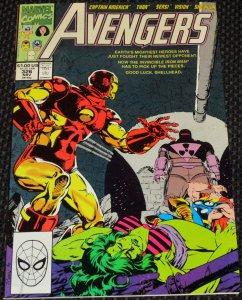The Avengers #326 (1990)