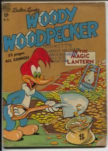Woody Woodpecker-Four Color Comics #264 1950-Dell-Walter Lantz-VG